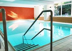 安科拉酒店 - 蒂门多弗施特兰德 - 游泳池
