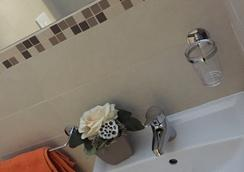 Hotel Ridens - 里米尼 - 浴室