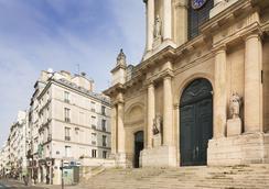 隆德雷斯圣诺里酒店 - 巴黎 - 户外景观