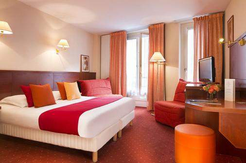 隆德雷斯圣诺里酒店 - 巴黎 - 睡房