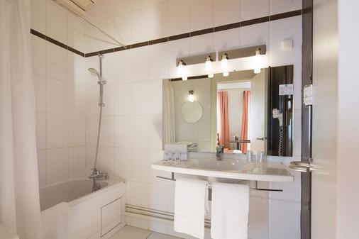 巴黎圣罗奇酒店 - 巴黎 - 浴室