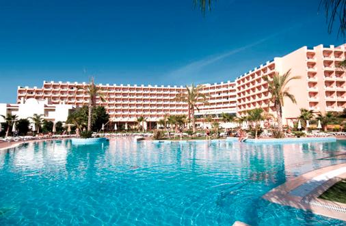Hotel Riu Guaraná - 阿尔布费拉 - 游泳池