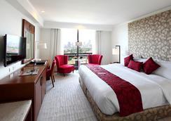 马尼拉亭阁赌场酒店 - 马尼拉 - 睡房
