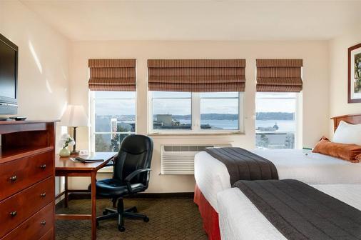 地中海旅馆 - 西雅图 - 睡房