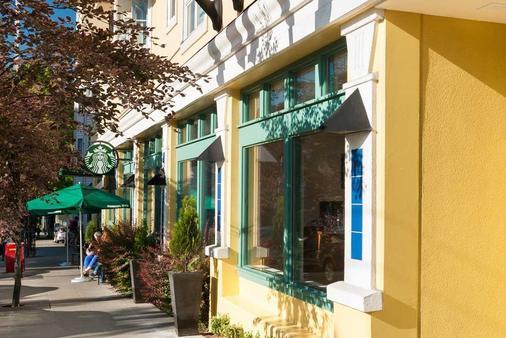 地中海旅馆 - 西雅图 - 建筑