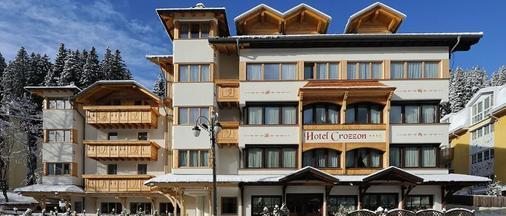 克罗佐恩酒店 - Madonna di Campiglio - 建筑
