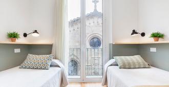 巴塞罗那费南多旅馆 - 巴塞罗那 - 睡房