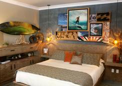 卡萨德尔卡米诺酒店 - 拉古纳海滩 - 睡房