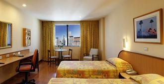 温莎瓜纳巴拉酒店 - 里约热内卢 - 睡房