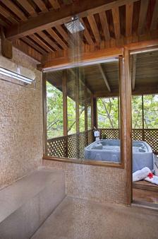 拉斯拉古诺斯精品酒店 - 弗洛雷斯(弗洛里斯) - 浴室