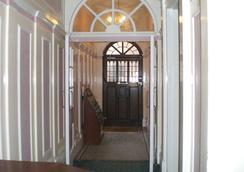 肯辛顿苑公寓酒店 - 伦敦 - 酒店入口