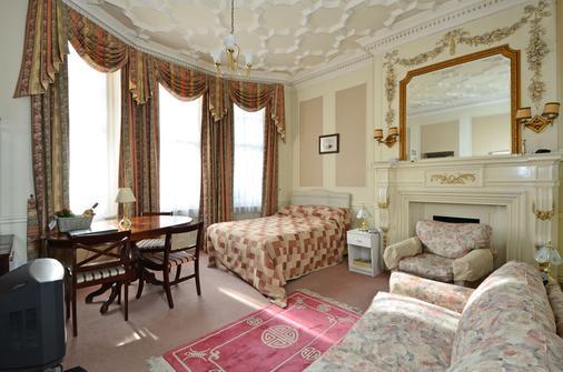肯辛顿苑公寓酒店 - 伦敦 - 睡房