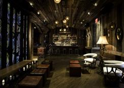 时代广场夜间酒店 - 纽约 - 酒吧