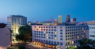 柏林玛丽蒂姆酒店 - 柏林 - 建筑