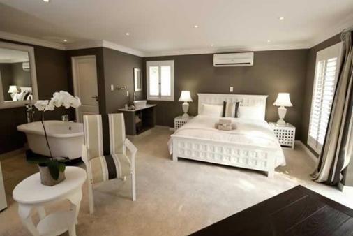 韦斯利酒店 - 约翰内斯堡 - 睡房