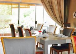韦斯利酒店 - 约翰内斯堡 - 餐馆