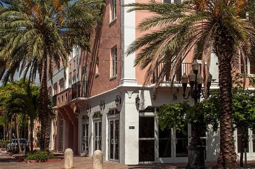 维多利亚卡萨兰花酒店 - 迈阿密海滩 - 建筑