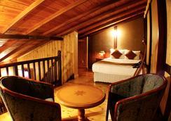 Alpine Hotel - 努沃勒埃利耶 - 睡房