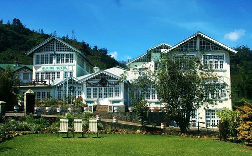 悠活高山酒店 - 努沃勒埃利耶 - 建筑