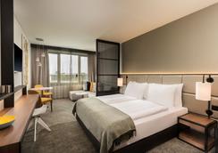 法兰克福韦斯滕德阿迪娜公寓酒店 - 法兰克福 - 睡房