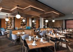 法兰克福韦斯滕德阿迪娜公寓酒店 - 法兰克福 - 餐馆