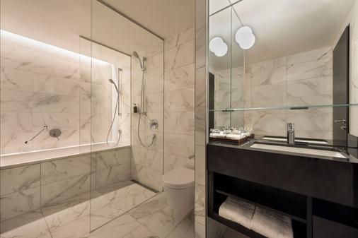 法兰克福韦斯滕德阿迪娜公寓酒店 - 法兰克福 - 浴室