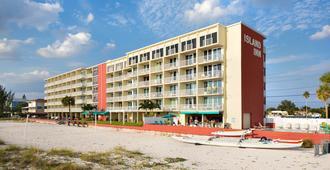 小岛旅馆海滩度假村 - 金银岛 - 建筑