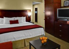 巴克黑德庭院酒店 - 亚特兰大 - 睡房