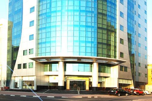 金色海滨酒店 - 多哈 - 建筑