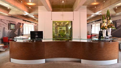 岩礁酒店 - 约翰内斯堡 - 大厅