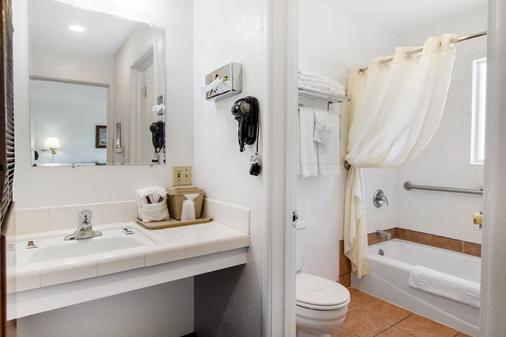 尤里卡镇汽车旅馆 - 历史老城 - 尤里卡 - 浴室