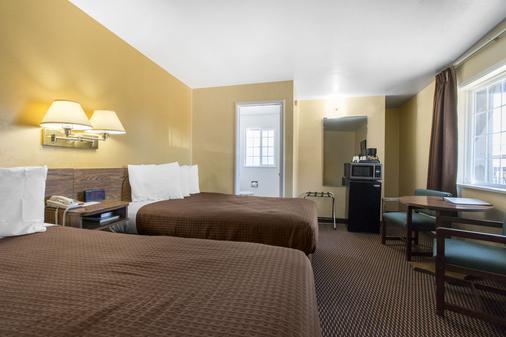 尤里卡镇汽车旅馆 - 历史老城 - 尤里卡 - 睡房