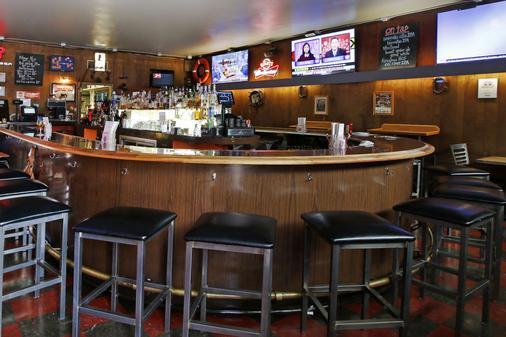 尤里卡镇汽车旅馆 - 历史老城 - 尤里卡 - 酒吧