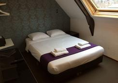 贝灵顿酒店 - 阿姆斯特丹 - 睡房