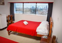 史迪威卡塔赫纳酒店 - 卡塔赫纳 - 睡房