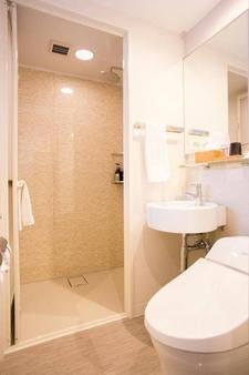 博多西铁酒店 - 福冈 - 浴室
