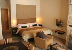 Galileo Boutique Hotel - 圣卡洛斯-德巴里洛切 - 睡房