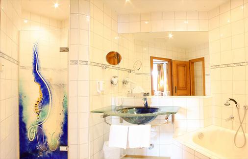 奥贝梅耶酒店 - 慕尼黑 - 浴室