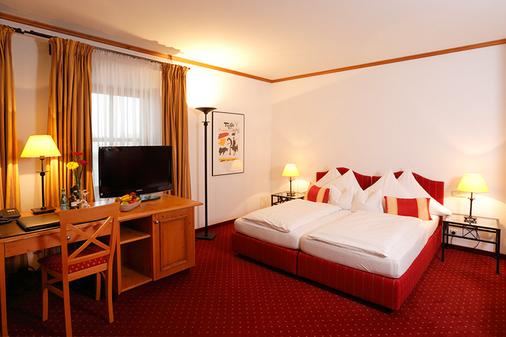 奥贝梅耶酒店 - 慕尼黑 - 睡房