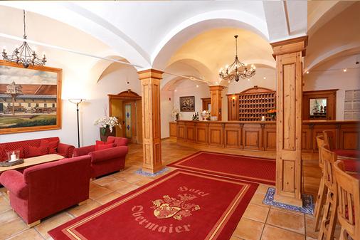 奥贝梅耶酒店 - 慕尼黑 - 大厅