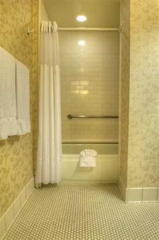 瓦斯灯广场套房酒店 - 圣地亚哥 - 浴室