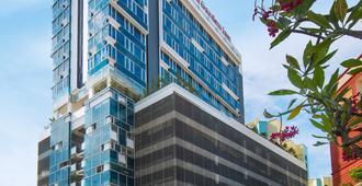 新加坡实龙岗岛希尔顿花园酒店 - 新加坡 - 建筑
