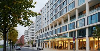 柏林波茨坦广场斯堪迪克酒店 - 柏林 - 建筑