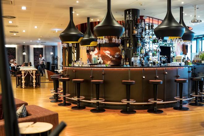 柏林波茨坦广场斯堪迪克酒店 - 柏林 - 酒吧