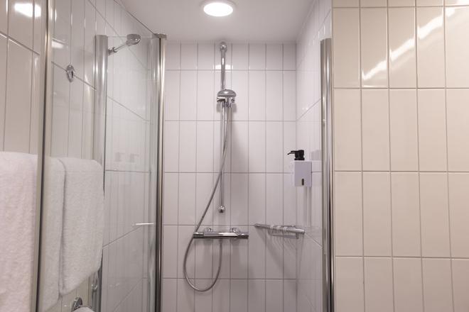 柏林波茨坦广场斯堪迪克酒店 - 柏林 - 浴室