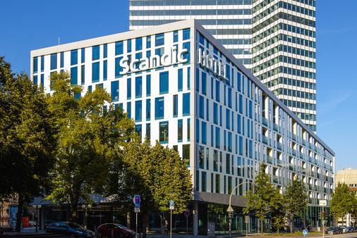 汉堡安普里奥斯堪酒店 - 汉堡 - 建筑