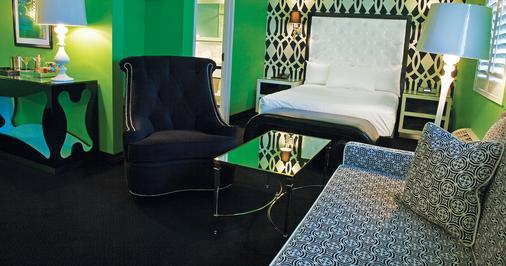 埃尔科尔特斯赌场酒店 - 拉斯维加斯 - 睡房