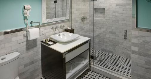 埃尔科尔特斯赌场酒店 - 拉斯维加斯 - 浴室