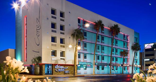 埃尔科尔特斯赌场酒店 - 拉斯维加斯 - 建筑
