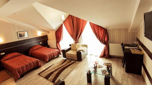 维瓦酒店 - 哈尔科夫 - 睡房